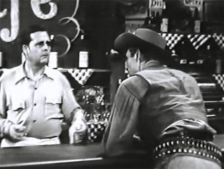 Edmund Cobb--Tex Granger