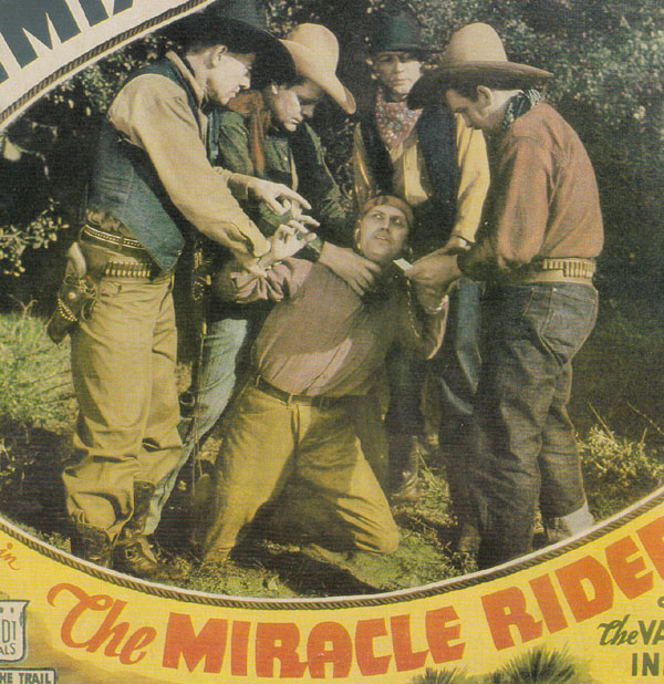 Edmund Cobb--the Miracle Rider
