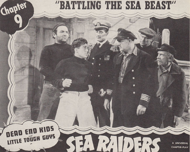 Ernie Adams--Sea Raiders
