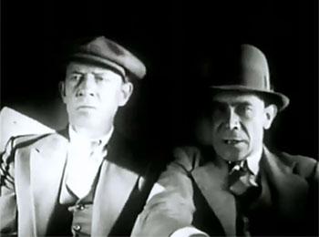Galloping Ghost--Tom London and Ernie Adams