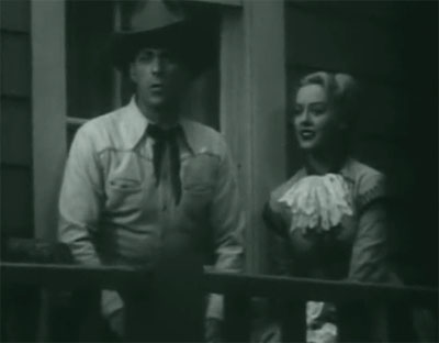 Raiders of Ghost City--Dennis Moore and Wanda McKay