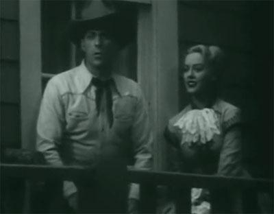 Raiders of Ghost City--Dennis Moore and Wanda McKay