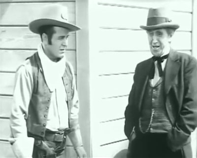 Raiders of Ghost City--Regis Toomey and Eddy Waller