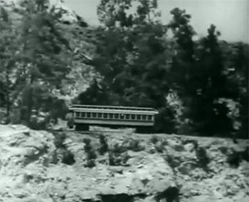 Raiders of Ghost City--train 1