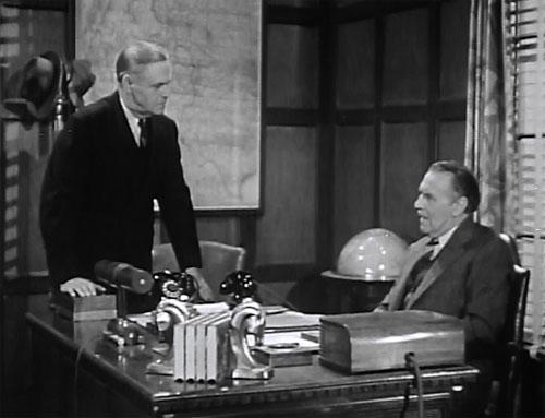 C. Montague Shaw--Holt of the Secret Service