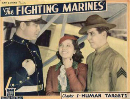 George J. Lewis--Fighting Marines
