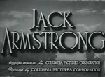 Jack Armstrong--titles