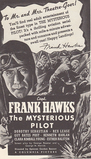 Mysterious Pilot poster
