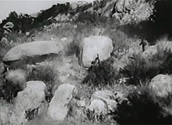 White Eagle--mine battle 1