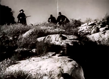 Fighting With Kit Carson--canyon hunt