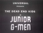 Junior G-Men titles