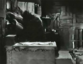 King of the Congo--gorilla