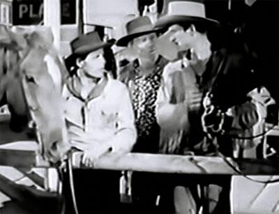 Cody of the Pony Express--Moore, London, and Mahoney
