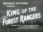 King of the Forest Rangers--titles