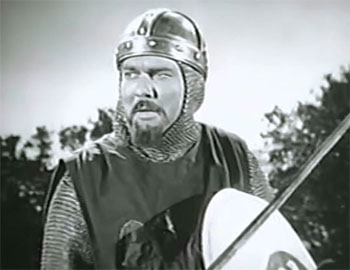Adventures of Sir Galahad--Don Harvey