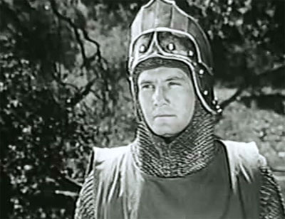 Adventures of Sir Galahad--George Reeves