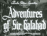 Adventures of Sir Galahad--titles