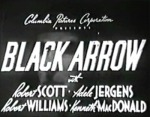 Black Arrow---titles