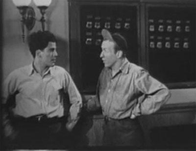 Sea Raiders--Billy Halop and Huntz Hall
