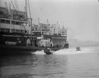 Sea Raiders--motorboat chase 1