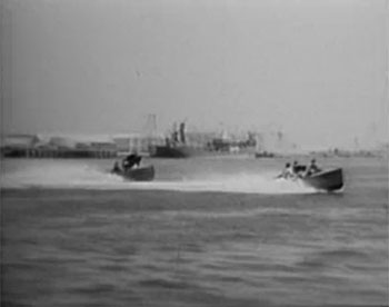 Sea Raiders--motorboat chase 2