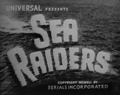 Sea Raiders--titles