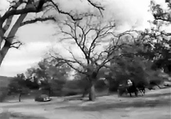 Blackhawk--car-cart chase