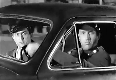 Blackhawk--Kirk Alyn and John Crawford
