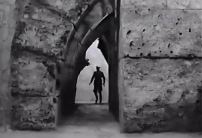 Blackhawk--Mexican archway shot