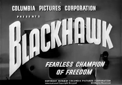 Blackhawk--titles