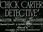 Chick Carter Detective--titles