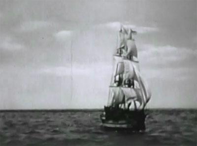 Great Adventures of Captain Kidd--Adventure Galley
