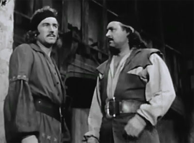 Great Adventures of Captain Kidd--Wallace and Roberts