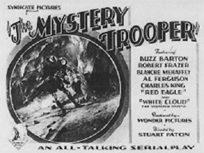 Mystery Trooper title card