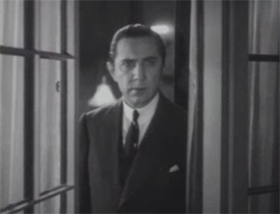 Return of Chandu--Bela Lugosi