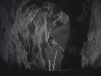 Return of Chandu--caverns
