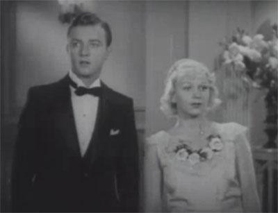 Return of Chandu--Deane Benton and Phyllis Ludwig