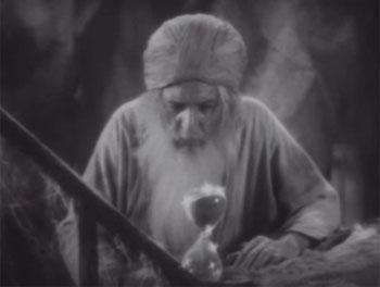 Return of Chandu--invisibility 1