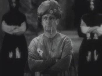Return of Chandu--Jack J. Clark