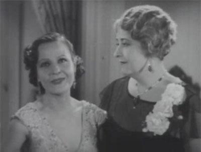 Return of Chandu--Maria Alba and Clara Kimball Young