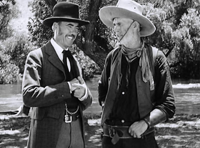 The Last Frontier--Richard Neill and Fred Burns