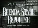 Brenda Starr Reporter--titles