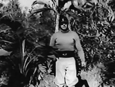 Captain Africa--John Hart