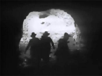 Lone Defender--Bronson Cave