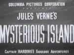 Mysterious Island--titles