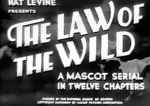 Law of the Wild--titles