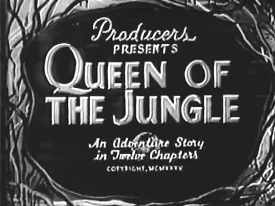 Queen of the Jungle titles