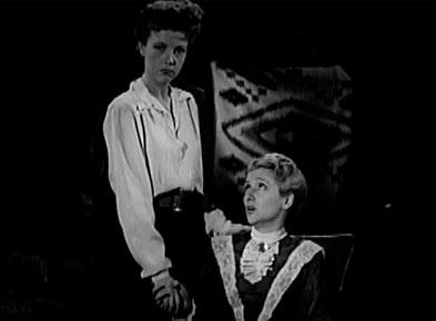 Scarlet Horseman--Shaw and Bennett