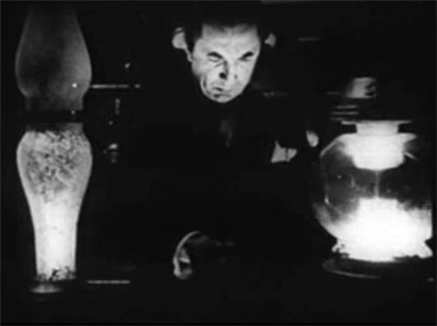 Whispering Shadow--Bela Lugosi