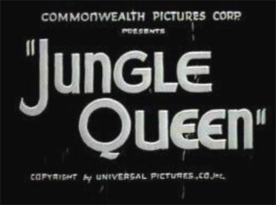 Jungle Queen--titles
